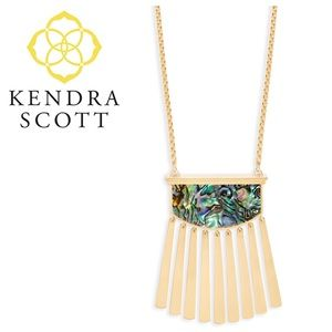 Kendra Scott Ellen Necklace Shell